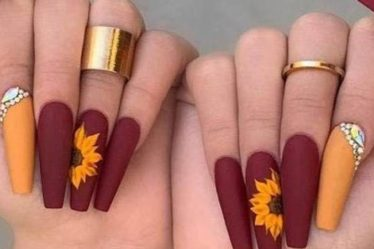 fall nail arts 2020 autumn