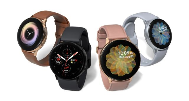 The Best Stylish and Sports Design Smartwatch-Samsung Galaxy Watch Active 2