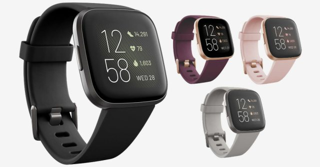 Fitbit Versa 2 is a fitness-oriented smartwatch